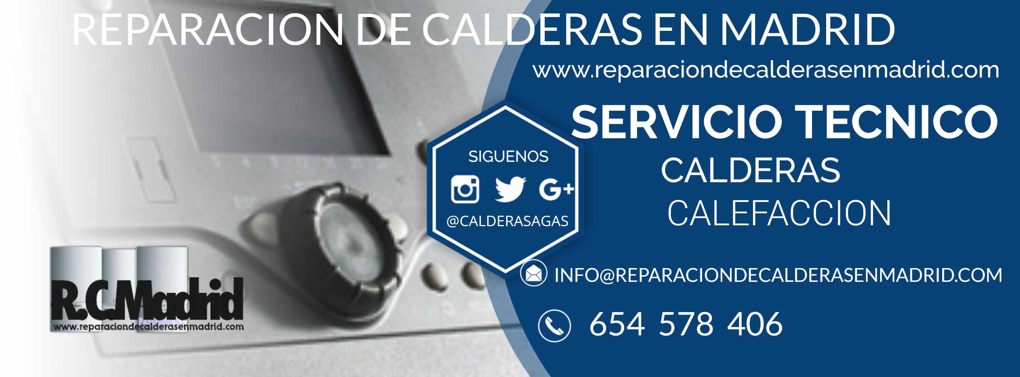 servicio tecnico de calderas